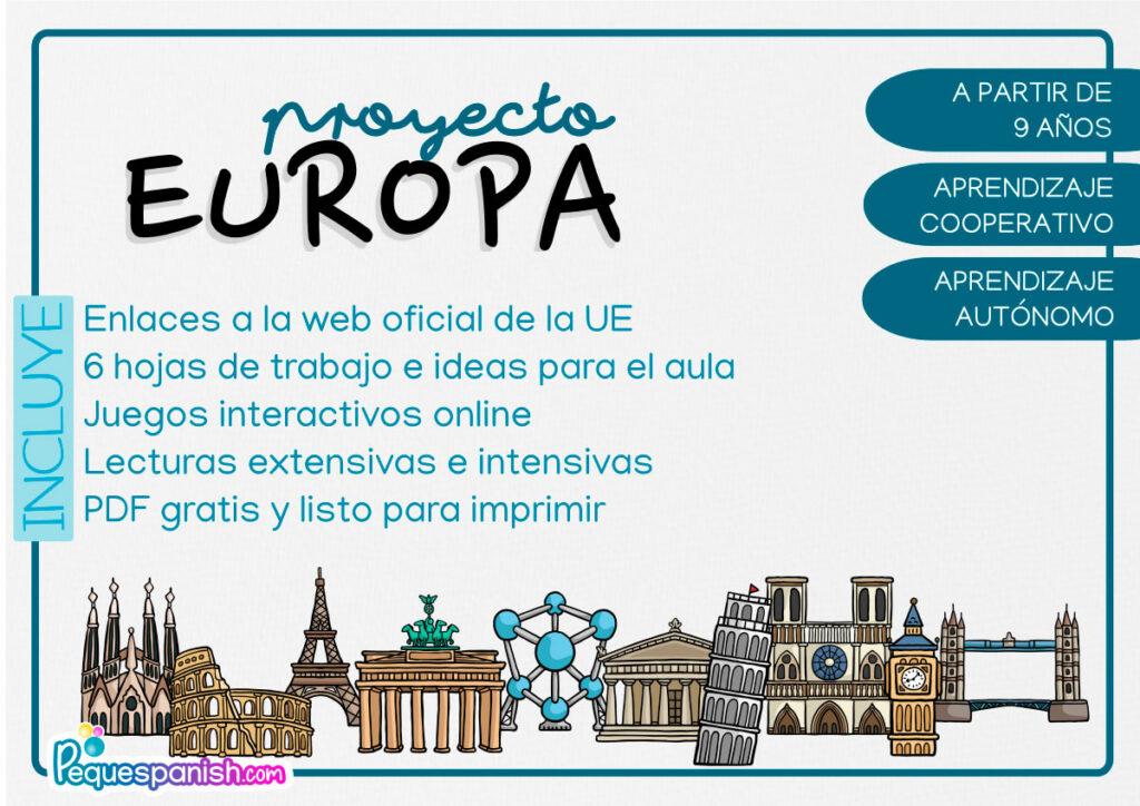 Proyecto Europa Pequespanish